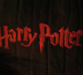 Harry Potter Logo Pumpkin