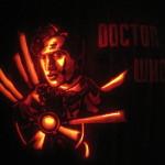 Doctor Who Pumpkin