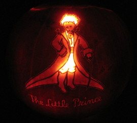 The Little Prince Pumpkin