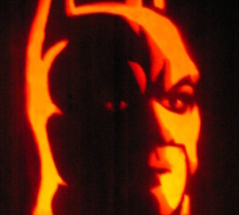 Batman Pumpkin