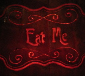 Eat Me Pumpkin