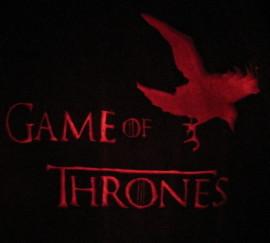 Game of Thrones Logo Pumpkin