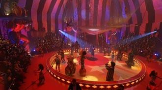 circusfloor