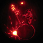 Little Prince Lamplighter Pumpkin